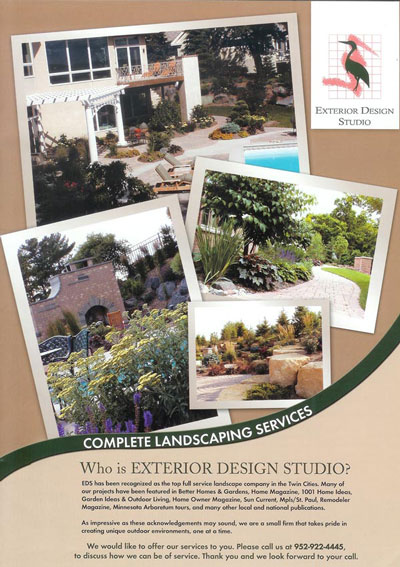 Images by kjpeterson distinctive landscape photography about for Exterior design studio edina mn
